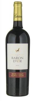 Bordeaux Supérieur Baron d'Or 2010