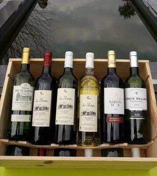 Wijnkist 12 flessen