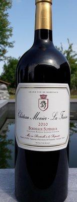 Chateau Monier La Fraisse 2010 MAGNUM 1.5l